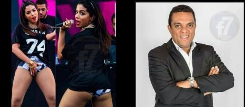 Pastor do Rio de Janeiro causa polêmica ao criticar Anitta