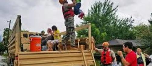 Rescue operation Houston - Photo: Defense.gov
