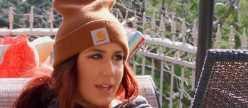 'Teen Mom 2' star Chelsea Houska. (Image via YouTube screengrab/MTV)