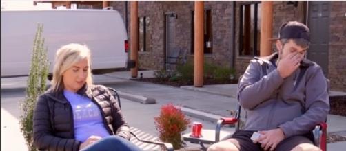 Teen Mom OG Ryan Edwards and Mackenzie Standifer. (Image via YouTube screengrab/MTV)