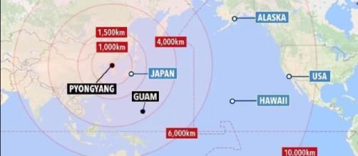 The US responded North Korean launched missile [Image via YouTube: WNews]