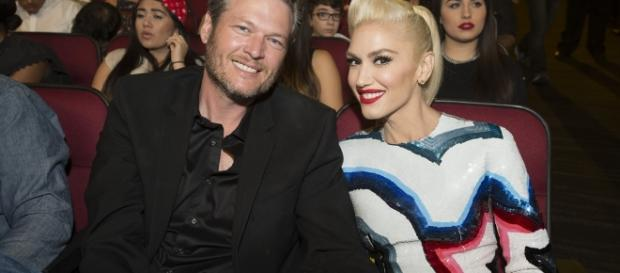 Are Blake and Gwen hiding a baby secret? Photo Credit: Flickr
