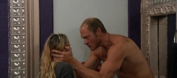 'Big Brother 19' Jason and Alex ** image by CBS w/ permission