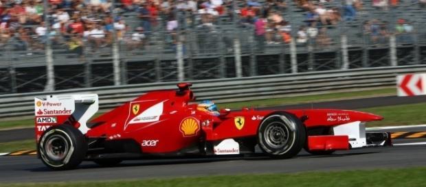 F1 Monza: diretta tv e orari Rai