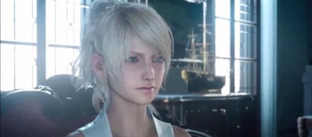 Final Fantasy XV (Lunafreya's Ceremonial Address) The Day Of The Rite - YouTube/Illumi Nati