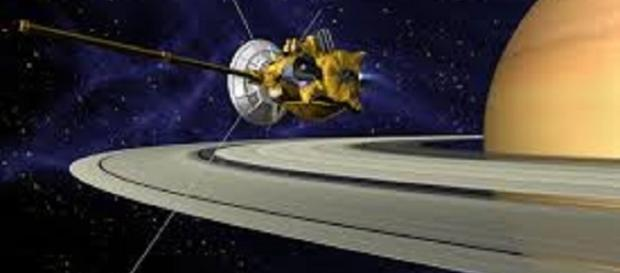 NASA: The Grand Finale of Cassini space probe - Photo Wikimedia Commons