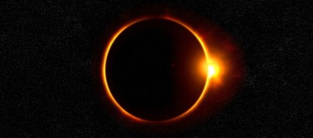 NASA released infrared images of the Great American total solar eclipse. Image source: Pixabay