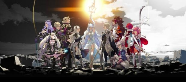 New Fire Emblem Is Now Called Fire Emblem Fates, Comes Out 2016 | by BagoGames - Flickr