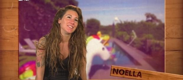 Noella Christel participante de MTV Super Shore Ouvre-Toi Francia