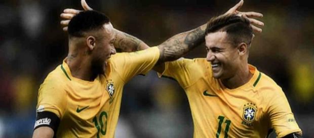 Quand Coutinho et Neymar rêvaient du Real Madrid!
