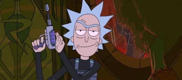 Rick and Morty - Rickshank Redemption screen capture! - adultswim.com