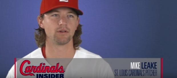 Seattle Mariners news: Mike Leake trade details, new pitcher arrives - youtube screen capture / St. Louis Cardinals