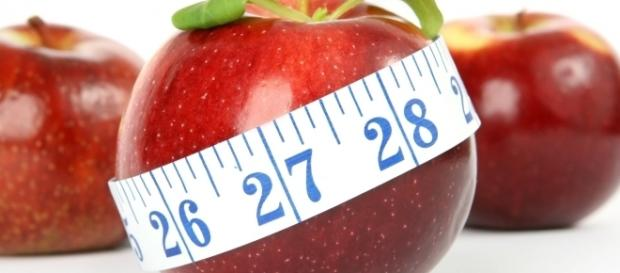 Successful weight loss means consistency and slow progress   Photo via Pixabay
