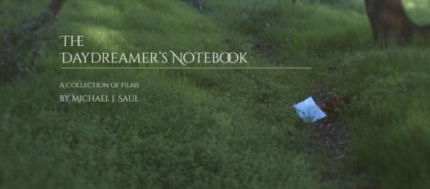 'The Daydreamer's Notebook' is a collection of short films by Michael Saul. / Photo via Justin Cook PR, used with permission.