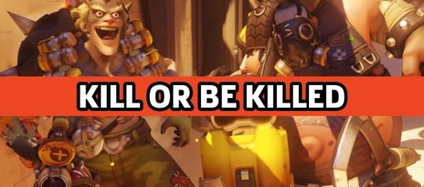 The Deathmatch mode and hero changes are now live in 'Overwatch'. (image source: YouTube/IGN)