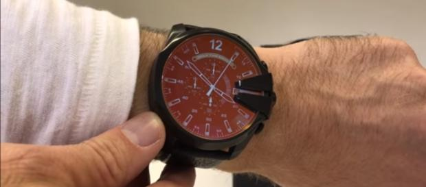 The On Full Guard is the first of Diesel's On smartwatch collection. (via DigitalTrends/Youtube)