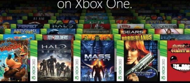 Xbox One backwards compatibility (Image Credit - BagoGames/Flickr)