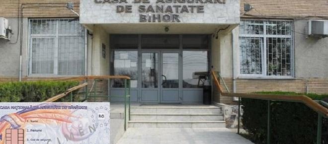Bolnavi imobilizați lăsați pe targă la CAS Oradea