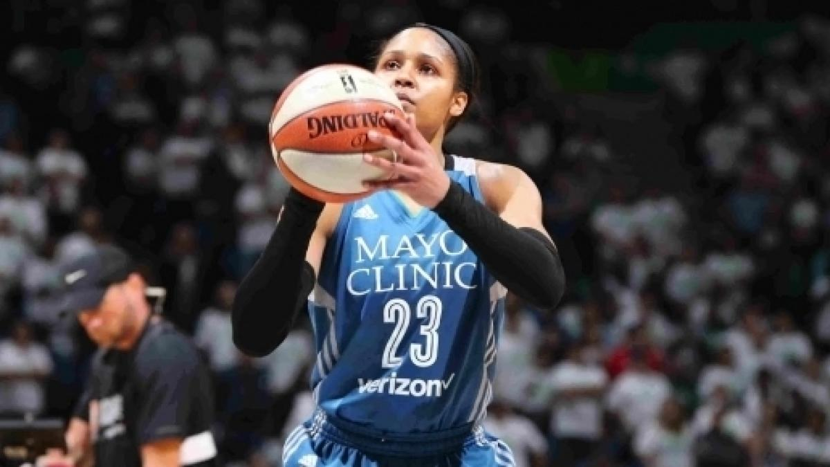 4d1cd802c36 Lynx defeat Fever 80-68 for 25th win of WNBA season