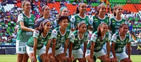 Afición y equipos, son uno solo | Cortesía Liga MX Femenil