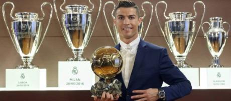Cristiano Ronaldo, Balón de Oro 2016   Deportes   EL PAÍS - elpais.com