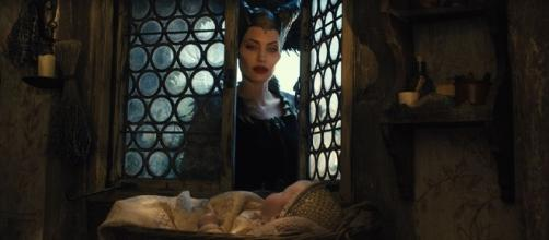 Angelina Jolie might reprise her role for 'Maleficent 2' with Disney. ~ Facebook/DisneyMaleficent