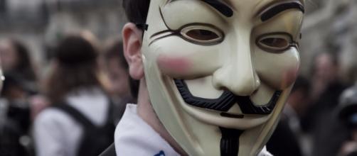 Anonymous | credit, Caroline Vitelli, flickr.com