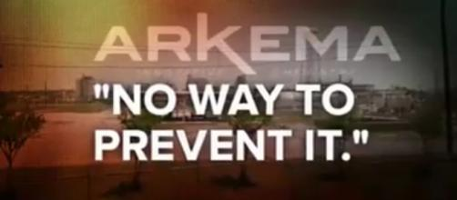 Arkema facility in Crosby, Texas is expected to detonate very soon - via YouTube/News Beat