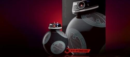 BB-9E, Star Wars: The Last Jedi- (YouTube/Sphero)