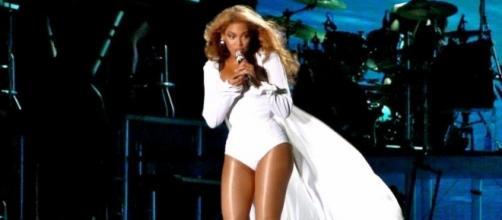 Beyonce / Photo via Felipe Brand, Wikimedia