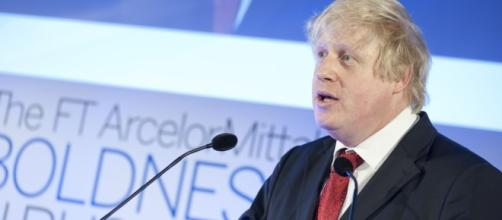 Britain's Foreign Secretary Boris Johnson. photo credit: Flickr