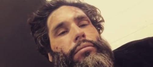 Dudu Azevedo interpreta Asher (Foto: Reprodução/Instagram)