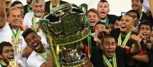 Flamengo campeão da Copa do Brasil de 2013