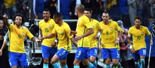 Il Brasile è stata la prima squadra a qualificarsi sul campo per il Mondiale russo
