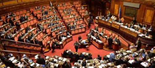 Il senato riunito a Palazzo Madama (Fonte: www.ilsole24ore.com)