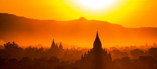 Image of Myanmar courtesy of Flickr.