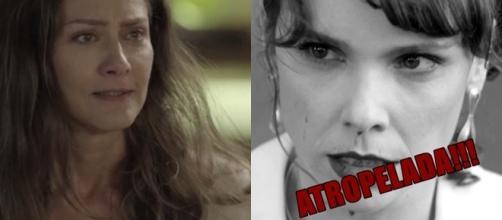 """Irene é atropelada por Joyce em """"A Força do Querer"""""""
