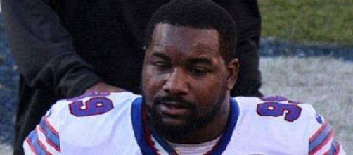 Is Marcell Dareus next on Bills' chopping block? Photo Credit: Jeffrey Beall, Wikimedia Commons