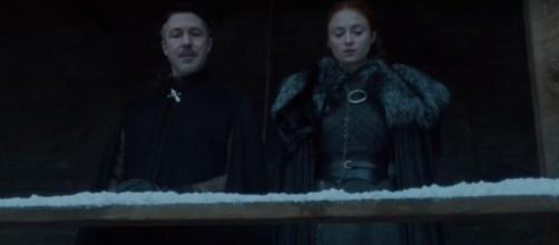 Littlefinger and Sansa Stark, Game of Thrones- (YouTube/Ben Quincy-Shaw)