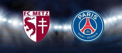 Metz-PSG, le choc des extrêmes (image via allpaname.fr)