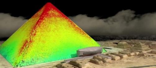 Misterios y enigmas de la Gran Pirámide - Créditos de la imágen: 20minutos.es