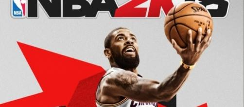 NBA 2K' cover athlete Kyrie Irving traded, which continues odd ... - hoopshype.com