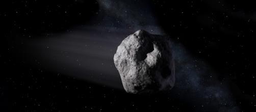 Near Earth Object (Courtesy NASA JPL)