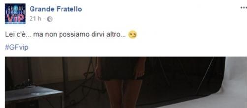 Novità Grande Fratello Vip 2017, Giulia De Lellis nel cast