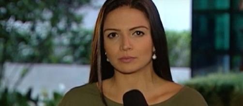 Repórter do SBT filmou abordagem da PM e foi parar na delegacia - Reprodução