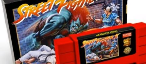 Street Fighter II SNES Getting LIMITED RE-RELEASED CART! |RGT 85 \ YouTube