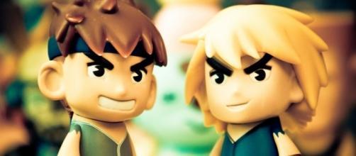 Street Fighter x Kidrobot (via flickr - Joey)