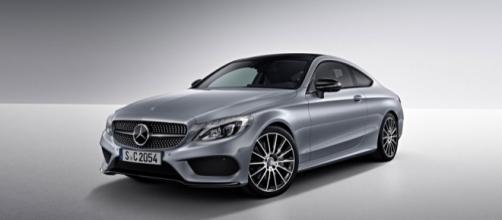 The 2017 Mercedes Benz AMG C43 Coupe (used with permission from Mercedes Benz)
