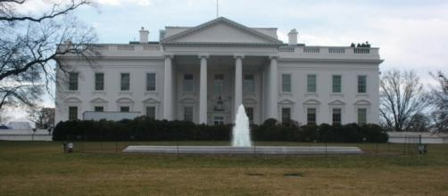 The back of the White House. / [Image by Supermac1961 via Flickr, CC BY 2.0]