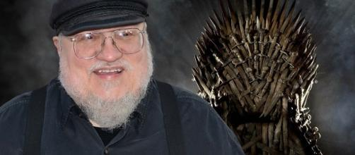 'The Winds of Winter' author George R.R. Martin - Imag via YouTube/IGN